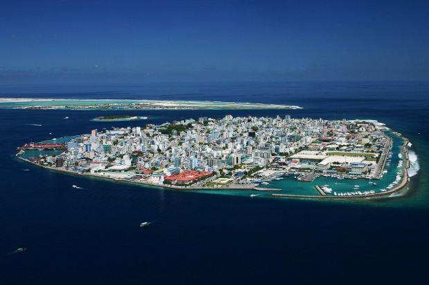 Hulhumalé Maldivas futuro