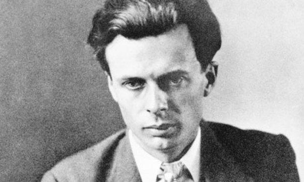 Aldous Huxley mundo infeliz