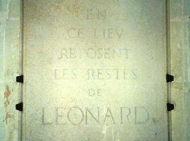 Quieren abrir la tumba de Leonardo da Vinci