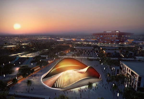 Mejores pabellones Expo Shangai