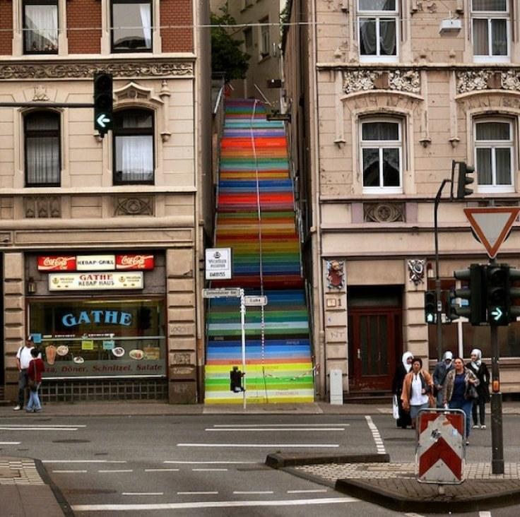 Scala: la escalera multicolor de las relaciones humanas