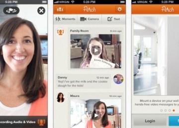 Perch, grabación de video con sensor de movimiento en iOS