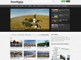 Dronestagram una red social fotográfica para drones