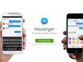Facebook obliga a descargar Facebook Messenger para intercambiar mensajes