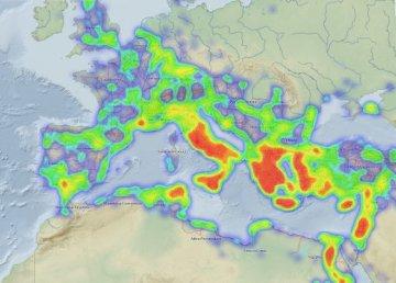 Pelagios, una herramienta para descubrir la geografía de la Antigüedad  y el Medievo 1
