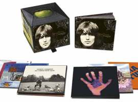 George Harrison: The Apple Years 1968-75, la caja que sus fans esperaban