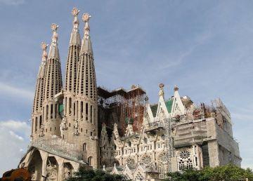 Una impresión 3D para terminar la Sagrada Familia 1