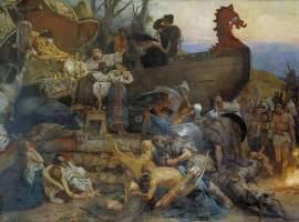 Ibn Fadlan, el cronista árabe que describió a los vikingos como sucios