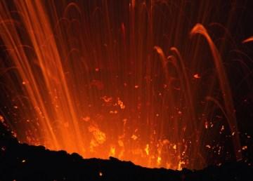 Erupción del Etna 2014