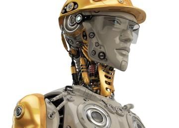 Robot obrero / foto Shutterstock