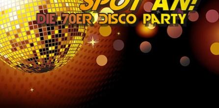 70er Disco Party