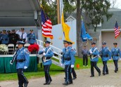 Lacey PD Honor Guard - Law Enforcement Memorial - May 16 2014
