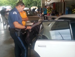 August 23 2014 - Childseat Safety Check