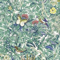 Home fabrics hermes - Jungle Life Multicolore