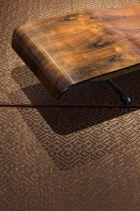 NILUFAR DEPOT - Inga Carpet by Hechizoo Jorge Lizarazo - Selected by La Chaise Bleue (lachaisebleue.com)