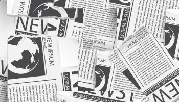 Image pour symboliser les relations presse papier
