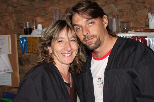 Adela y Oscar