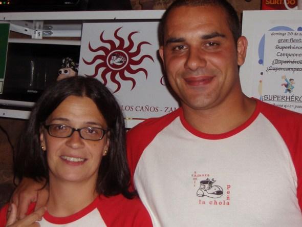 Oscar y Paula