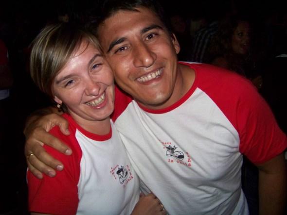 Guillermo y Amaia