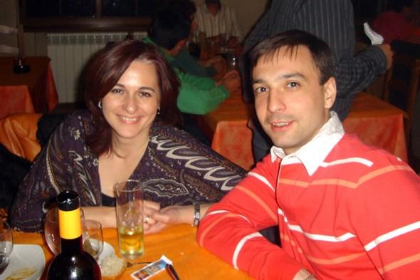 David y Araceli
