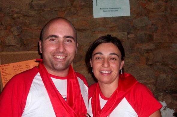Josemi y Cristina