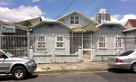 Reutilización y nuevos desarrollos en San José