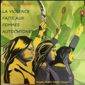 Communiqué: Justice pour les femmes autochtones