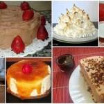 6 tartas heladas