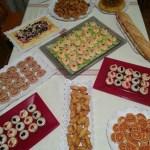La experiencia de preparar un catering. DIEZ RECETAS de picoteo.