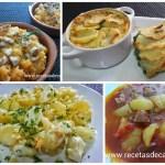Recopilación de recetas de patatas