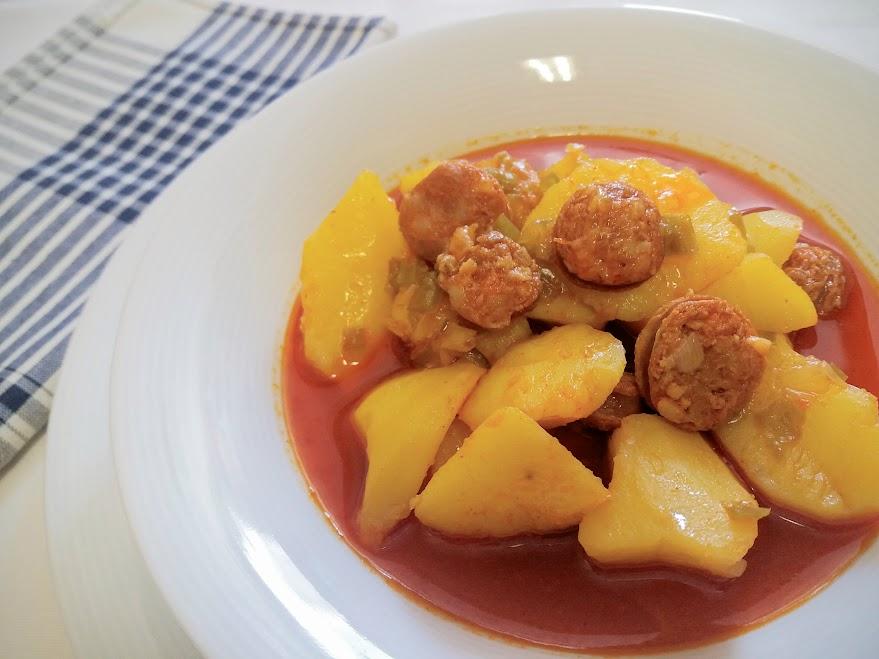 Patatas a la riojana la cocina de pedro y yolanda for Cocina de pedro y yolanda