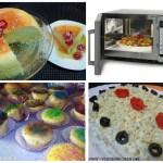 Trucos, consejos y varias recetas en microondas