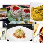 Seis recetas de arroz