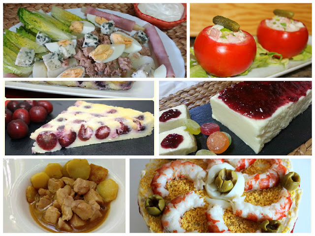 recetas de casa mas visitadas cocina facil ensaladas, postres frios