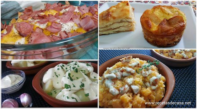 Cuatro ricas y f ciles recetas de patatas la cocina de for Cocina de pedro y yolanda