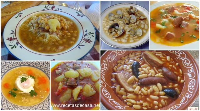 Seis tradicionales platos de cuchara la cocina de pedro for Cuchara para consome