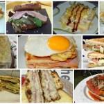 Quince sandwiches. 3ª parte evento FIESTA DEL SANDWICH
