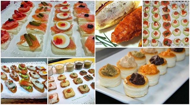 Montaditos tostas y canap s variados la cocina de pedro for La cocina de pedro y yolanda