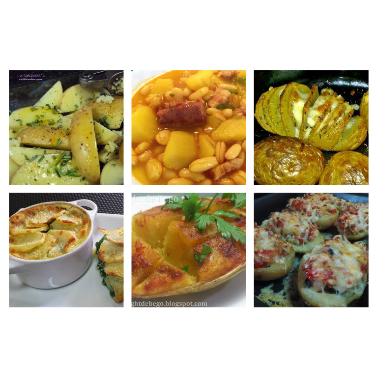 recetas fáciles con patatas