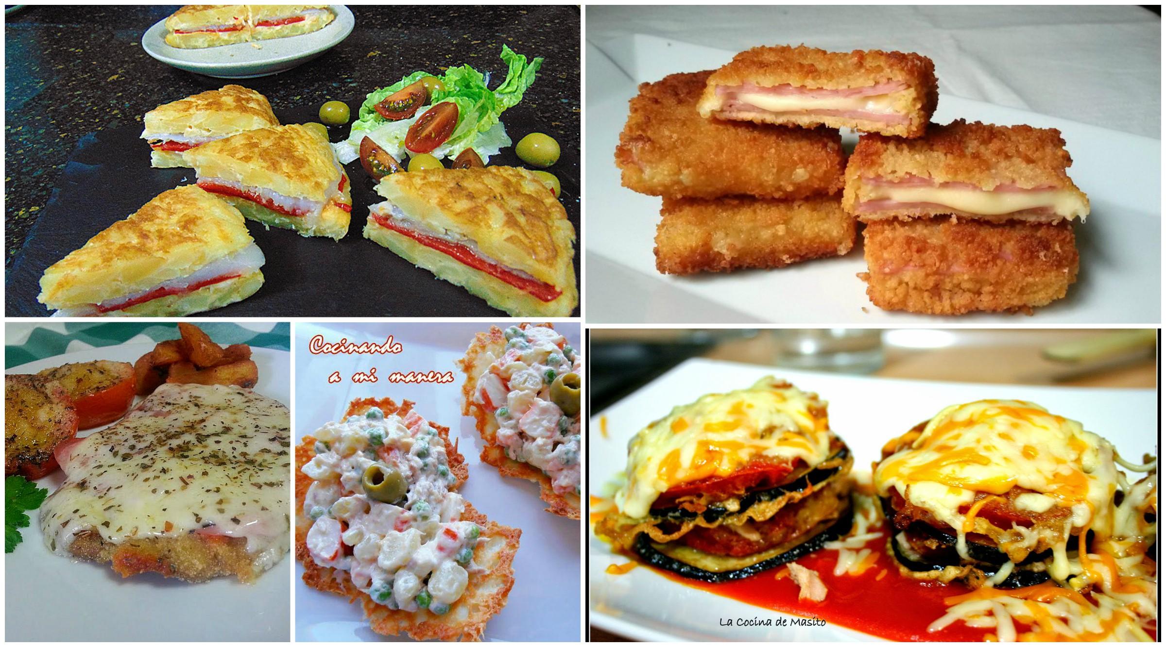 Ideas fáciles para cenar - La Cocina de Pedro y Yolanda