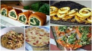 cinco ideas para cenar