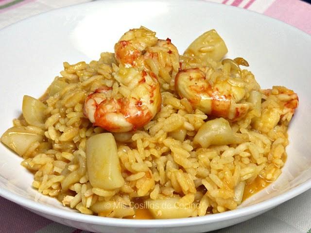 arroz-meloso-con-sepia-gambas