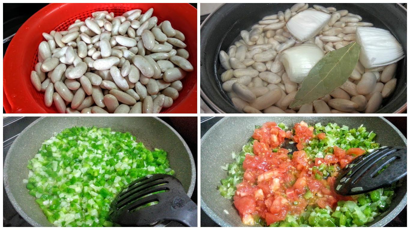 fabes con almejas la cocina de pedro y yolanda