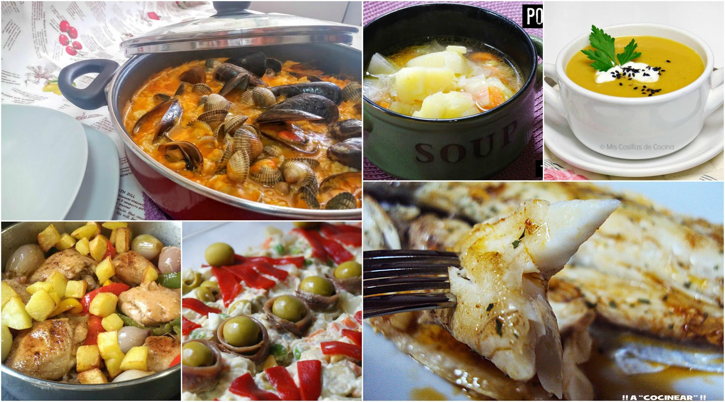 men semanal 24 la cocina de pedro y yolanda