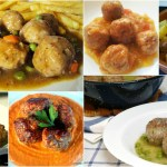 seis recetas de albóndigas