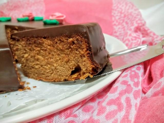 tarta de chocolate cumpleaños