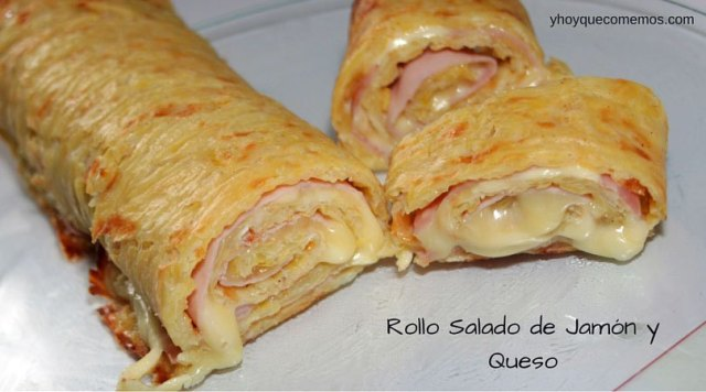 rollo-salado-de-jamon-y-queso