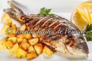 recetas fáciles de pescado de pescado