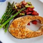 Menú del día 1. Menú diario saludable