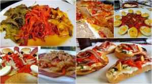 recetas con pimientos asados